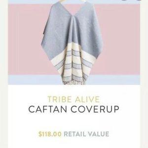 Tribe Alive Caftan coverup